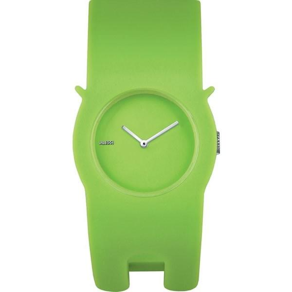 Alessi Watch - Neko - Green