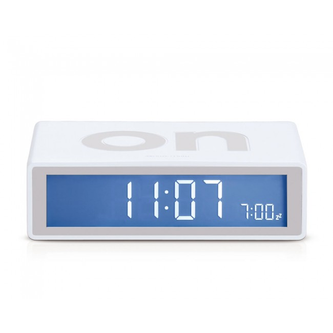 301 moved permanently White flip clock