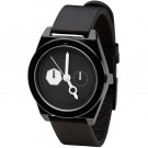 AÃRK Watch - Timeless - Onyx