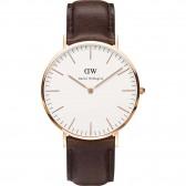 Daniel Wellington Watch - Classic Bristol - Rose gold