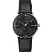 Junghans Watch - Max Bill - Quartz Date - Black