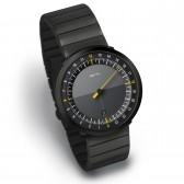Botta Watch - Uno 24 - Black Steel