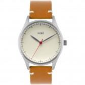 Miró Watch - Creme/Honey