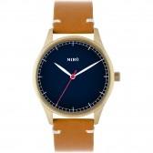 Miró Watch - Blue/Honey