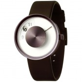 Issey Miyake Watch - VUE - Brown Leather