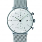 Junghans Watch - Max Bill - Chronoscape - Milanese