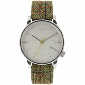 Komono Watch - Winston Tweed - Green