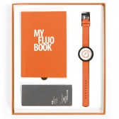 Nava Watch - Ora Unica Gift Set - Orange 36mm