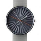 Nava Time Watch - Plicate -  Grey