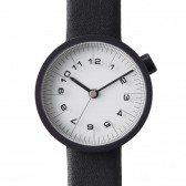 by | n Watch - The Draftsman - 01.scale - 28mm Black