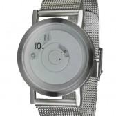 Projects Watch (Will-Harris) - Reveal Steel Silver (33mm)