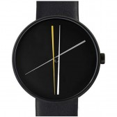 Projects Watch (Denis Guidone) - Crossover - Black Leather