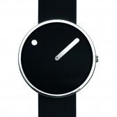 Rosendahl Watch - PICTO - Black/Silver Large