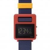 VOID Watch - SOND - Red, Navy, Yellow
