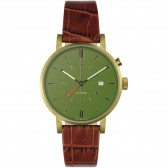VOID V03A Watch - Gold/Olive Green (Limited Edition)