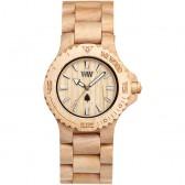 WeWood Watch - Date - Beige