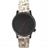 Komono Watch - Jean-Michel Basquiat - Winston - Pegasus