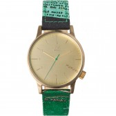 Komono Watch - Jean-Michel Basquiat - Winston - Untitled