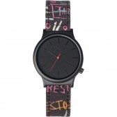 Komono Watch - Jean Michel Basquiat - Wizard - Museum Security