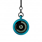 ZIIIRO Pocket Watch - Titan - Azure