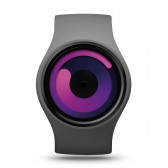 ZIIIRO Watch - Gravity - Grey/Purple