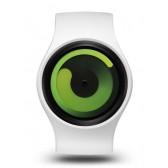 ZIIIRO Watch - Gravity - Snow/Green