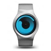 ZIIIRO Watch - Mercury - Chrome/Ocean