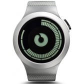 ZIIIRO Watch - Saturn - Chrome