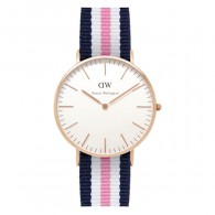 Daniel Wellington Watch - Classic Southampton - Ladies - Rose gold
