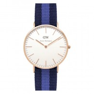 Daniel Wellington Watch - Classic Swansea - Ladies - Rose gold