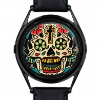 Mr Jones Watch - The Last Laugh Tattoo Edition