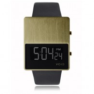 VOID V01 Watch - Gold/Black