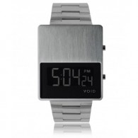 VOID V01 Watch - Steel - Brushed