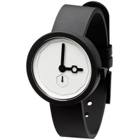 AÃRK Watch - Classic - Black Tie