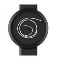 Nava Time Watch - Ora Unica - Black 42mm