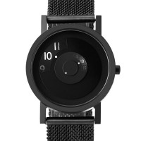 Projects Watch (Will-Harris) - Reveal Steel Black (33mm)
