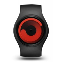 ZIIIRO Watch - Gravity - Black/Red