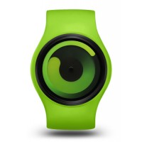 ZIIIRO Watch - Gravity - Green/Green