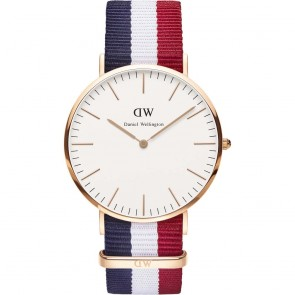 Daniel Wellington Watch - Classic Cambridge - Rose gold