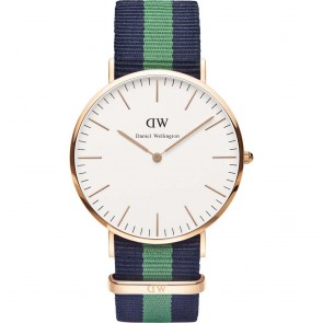 Daniel Wellington Watch - Classic Warwick - Rose gold