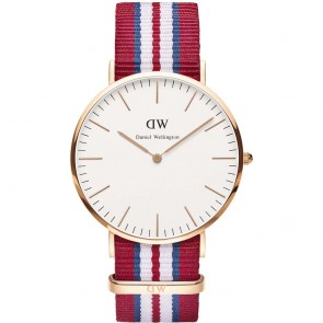Daniel Wellington Watch - Classic Exeter - Rose gold