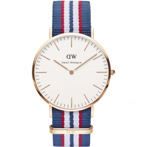 Daniel Wellington Watch - Classic Belfast - Rose gold