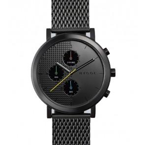 HYGGE Watch - 2204 Series - Mesh - Black/Black