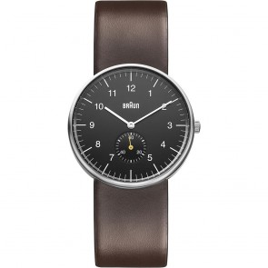 Braun Watch - BN0024BKBRG - Black/Brown