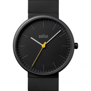 Braun Watch - BN0171GYGYG - Black