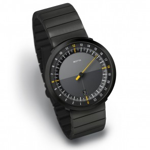 Botta Watch - Uno 24 - Black Steel