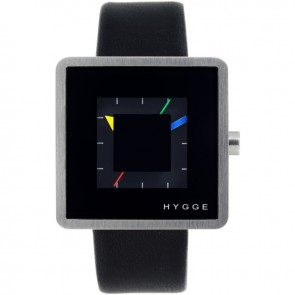 HYGGE Watch - 2089 Series - Black