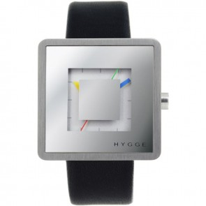 HYGGE Watch - 2089 Series - Silver