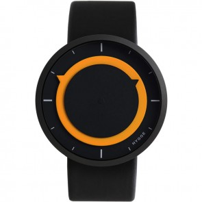 HYGGE Watch - 3012 Series - Black/Orange