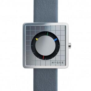 HYGGE Watch - 2089 Series - Grid - Black/Grey